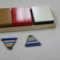 Learn Montessori's Snake Math Game