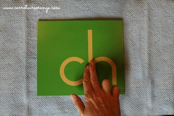 digraph_sandpaper_letters