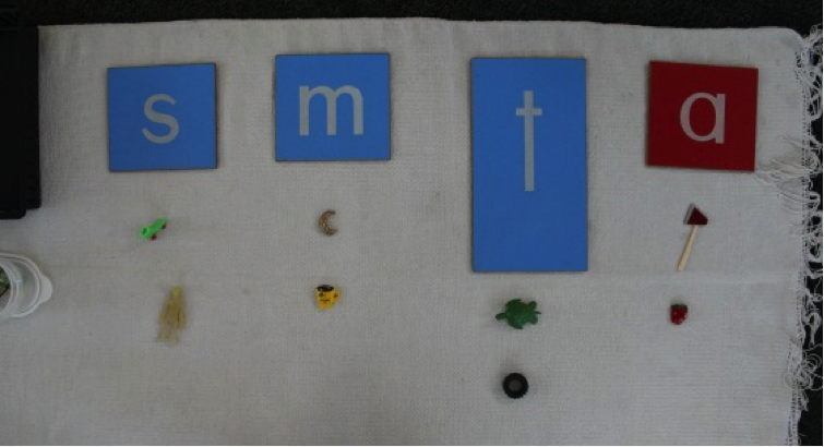 Teach Kids to Read with Montessori's Initial Sounds Lesson