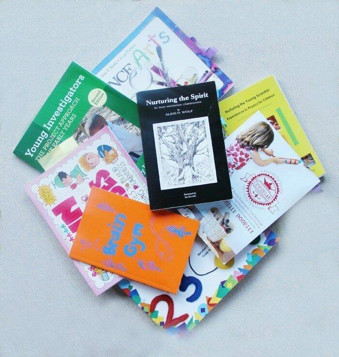 homeschool curriculum books