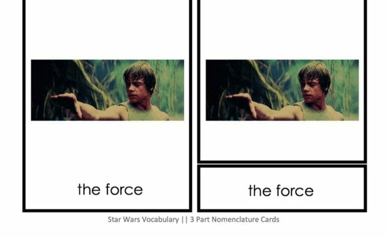 Star Wars Nomenclature