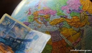 2 super fun and easy Montessori geography activities will engage your children and teach them about the world all at once.