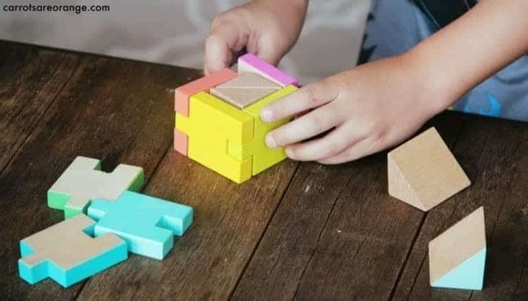 Sensory Material for Preschool