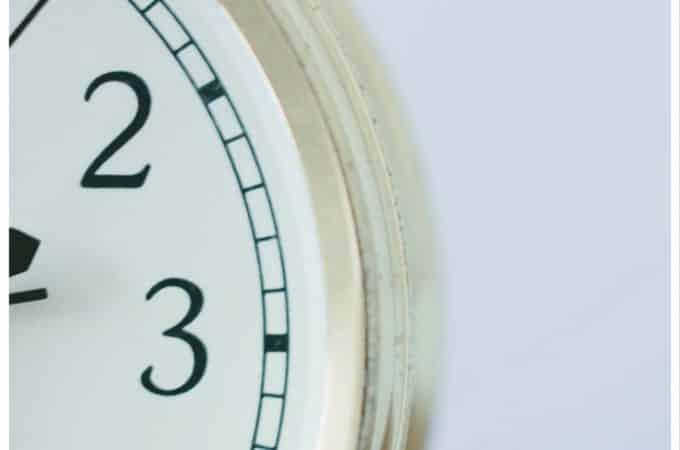 Learn a Unique Montessori Telling Time Activity
