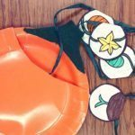 Fall Paper Plate Activity for Kids – Lifecycle of a Pumpkin