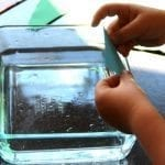 Surface Tension Science Experiment for Kids
