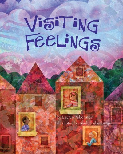Books for Anxiety in Kids - Visiting Feelings