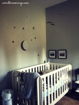 Montessori Baby BedRoom