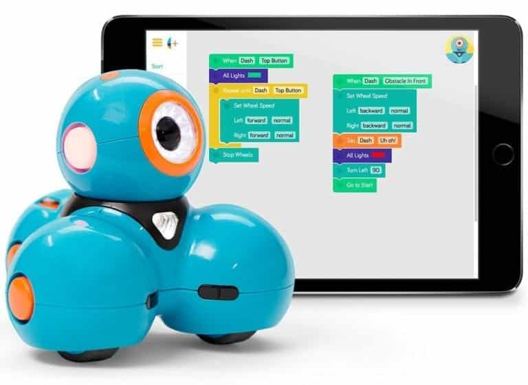 Teach Kids to Code with Dash and Dot