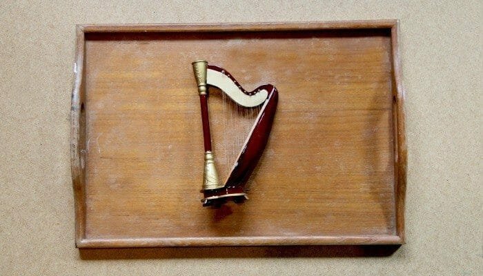 Learn about the Harp with Children