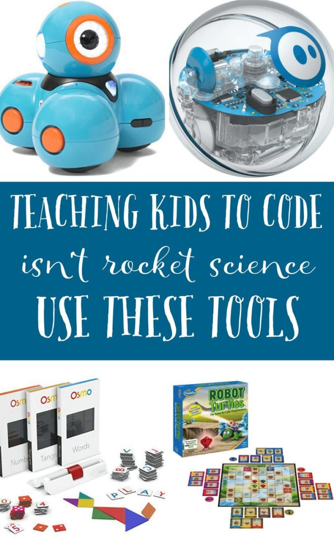 Teaching Kids to Code - Resources for Parents