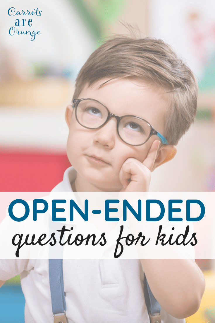 The Importance of Open-Ended Questions for Kids