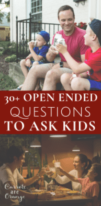 Use these Open-Ended Questions to Get Kids Talking