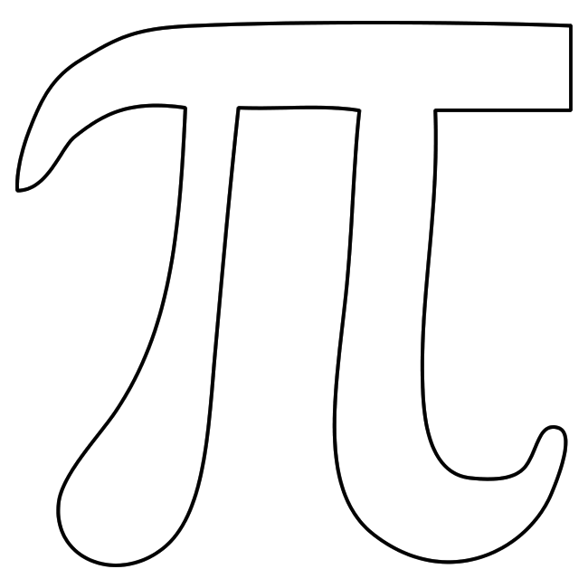 Influential image with regard to pi printable