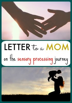 Letter to a Mom