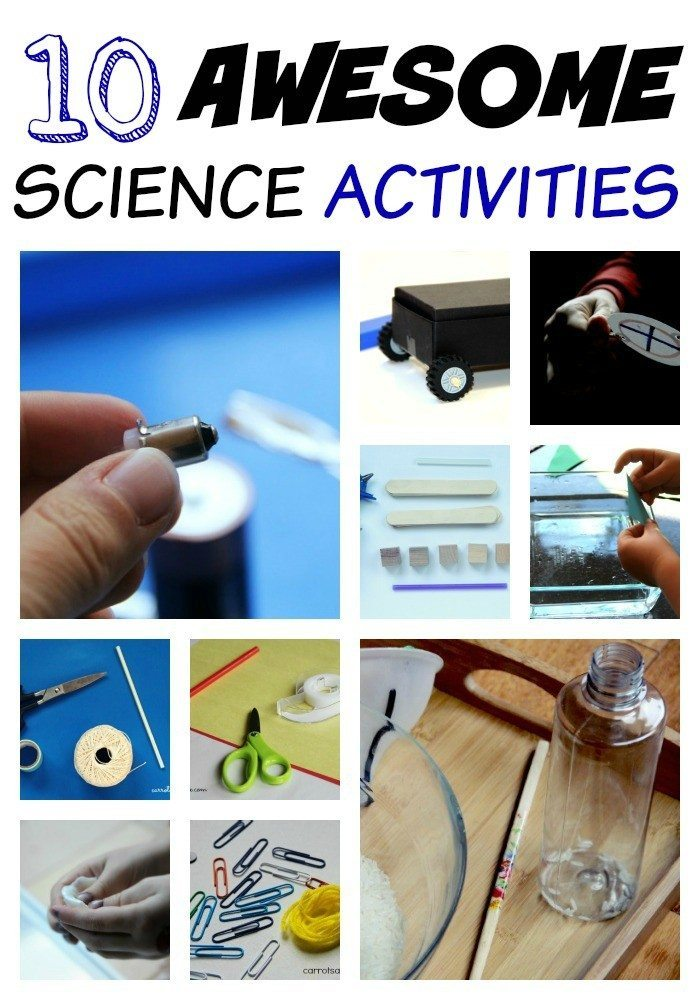 unique science projects If you are a science teacher who wants to find cool things to show the students, these are some great ideas if you crave more inspiration, there's a website called science toys that's a great resource for demonstrating scientific principles using everyday household products.