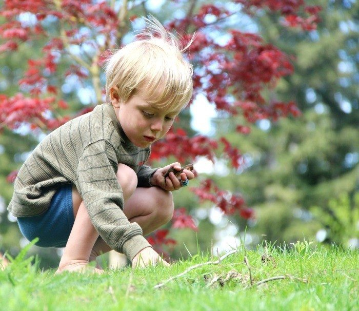 Montessori Outdoor Activities
