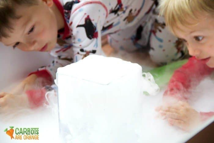 Dry Ice Experiments For Kids Super Fun And Easy Science