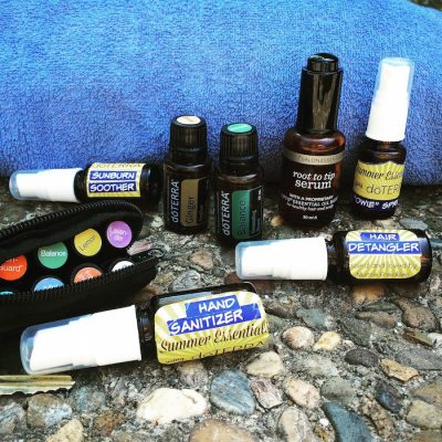 Essential Oils for Travel