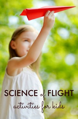 This post includes ideas for learning about the science of flight! Not to be missed! Enjoy!