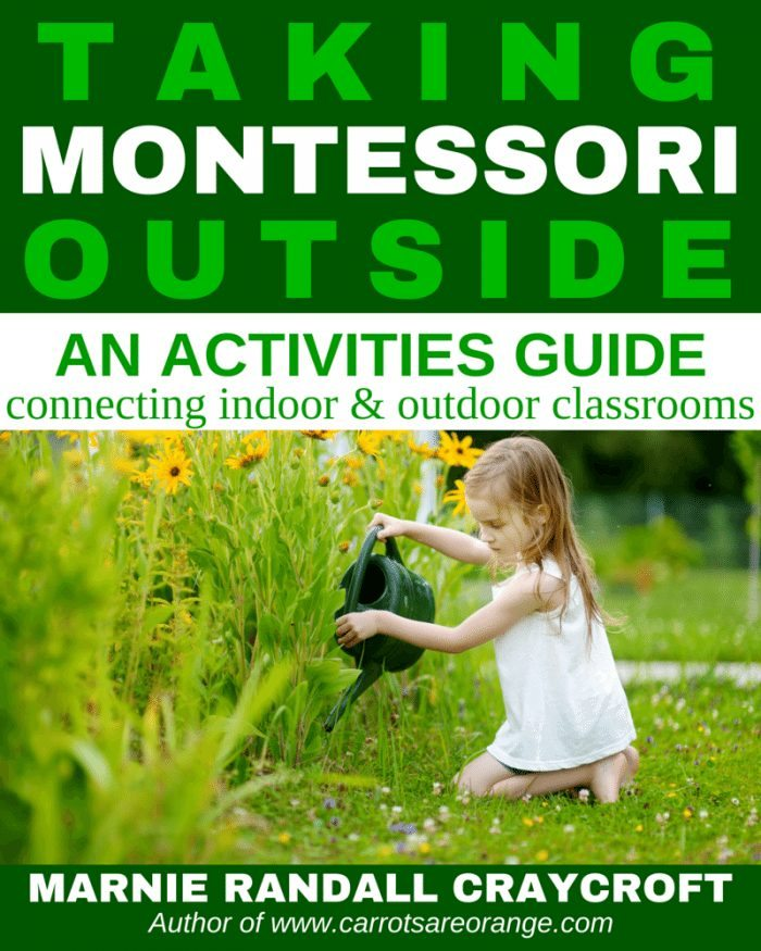 Taking Montessori Outside