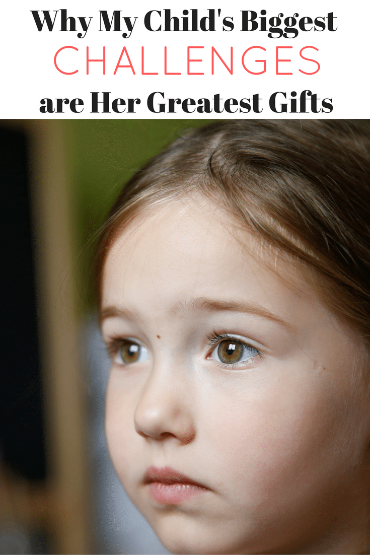 Why My Child's Biggest Challenges are His Greatest Gifts
