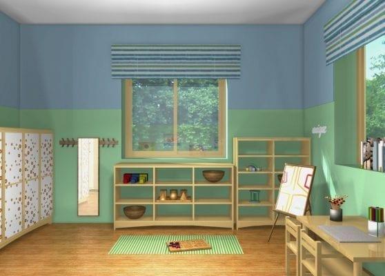 Montessori Method Homeschool