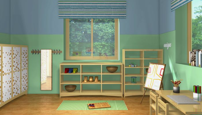 How to Create a Montessori at Home Environment that Your Child Will Love