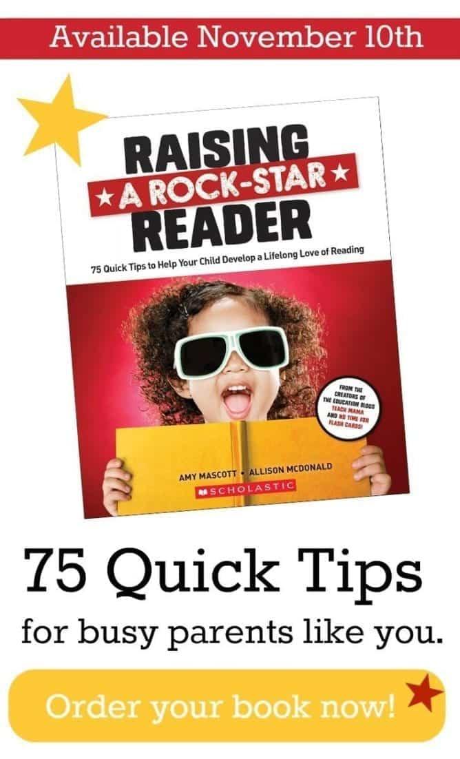 Raising a Rock Star Reader