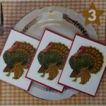 Montessori Thanksgiving Math Card Counters