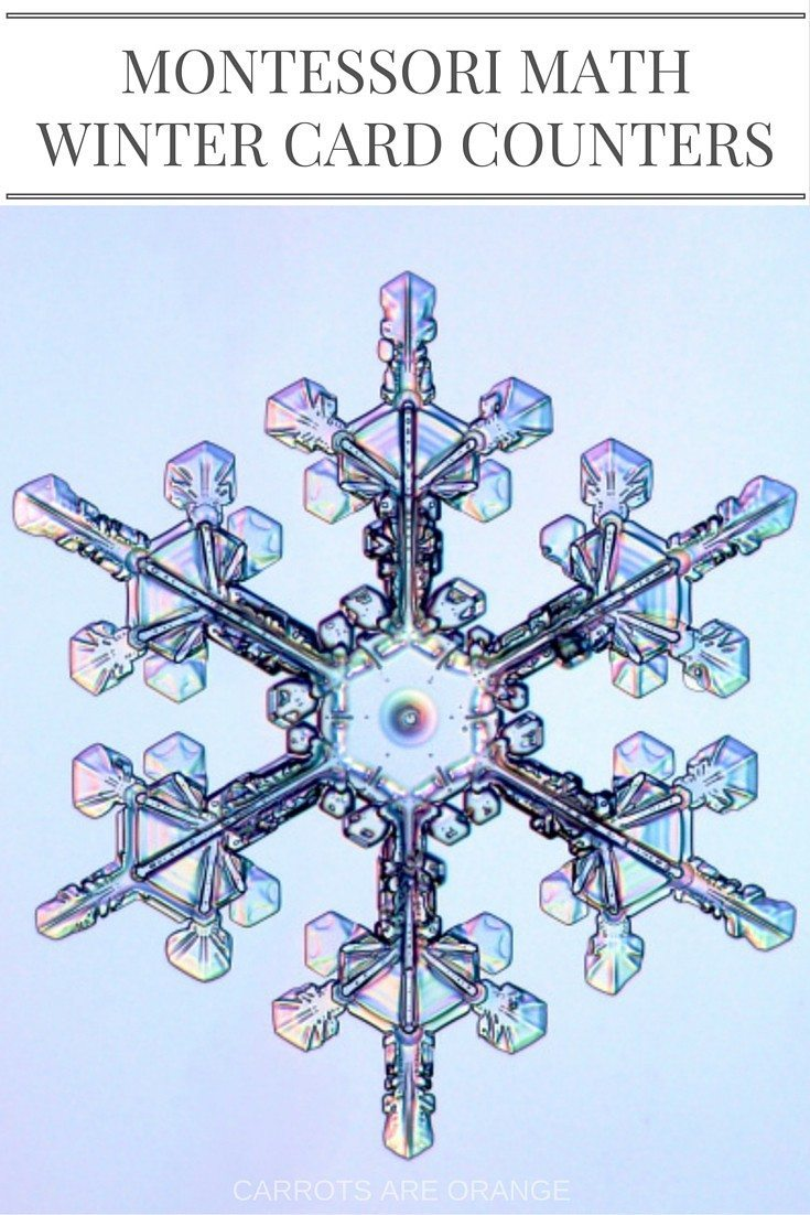 Snowflake Counters