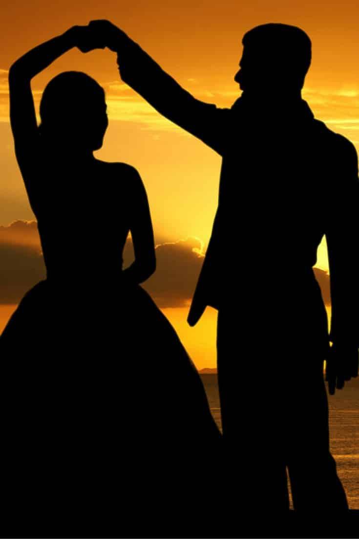 Identity Issues Wedding Dance