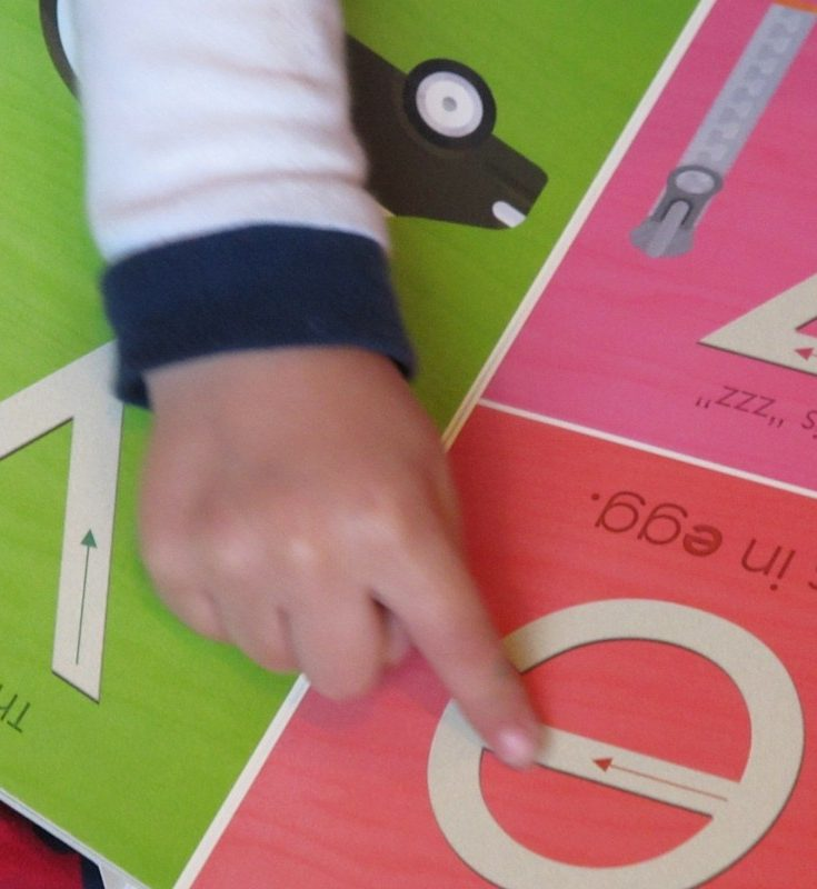 Montessori Pink Series Word Lists