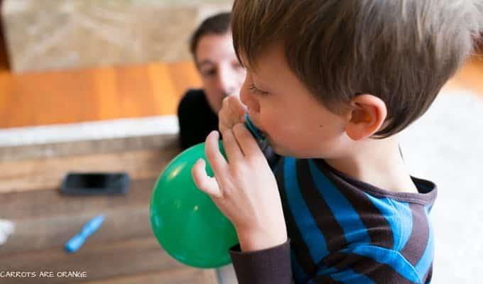 Balloon Rocket Feature