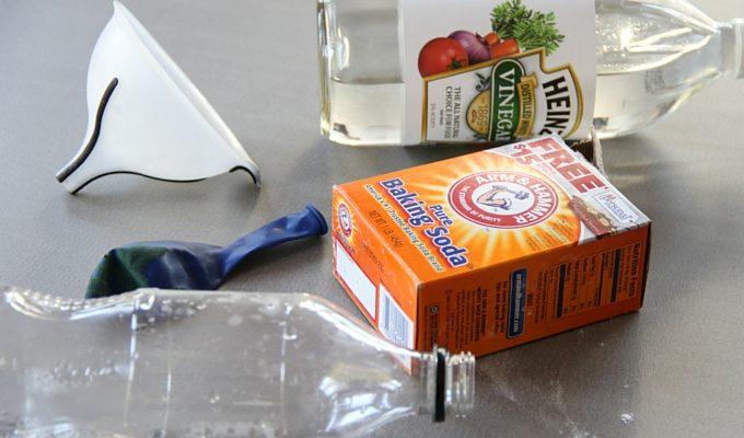 Baking Soda Science Materials