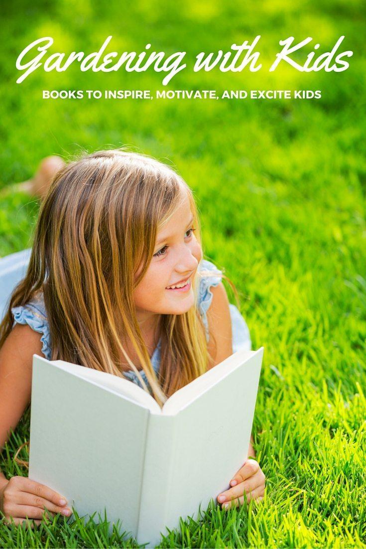 Gardening with Kids Books