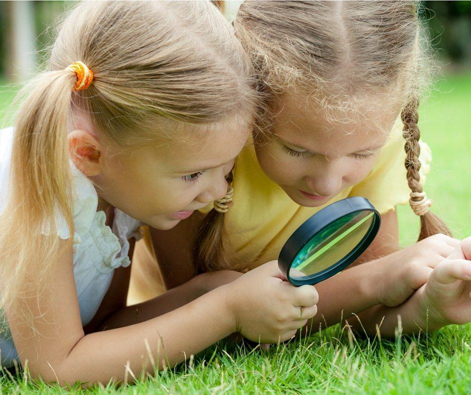 gardening with kids scientist