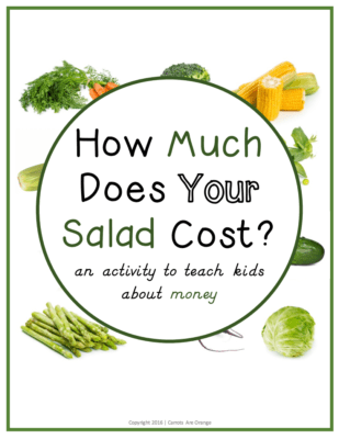 How Much Does Your Salad Cost