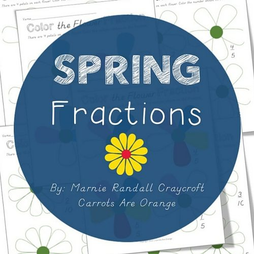 fun fractions activity