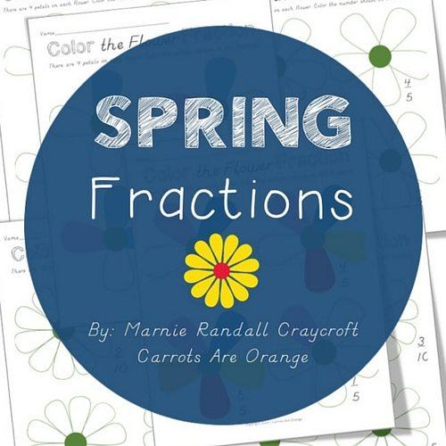 fun fractions activity