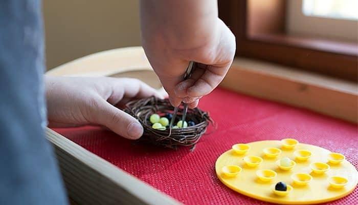 Montessori Shelf Ideas