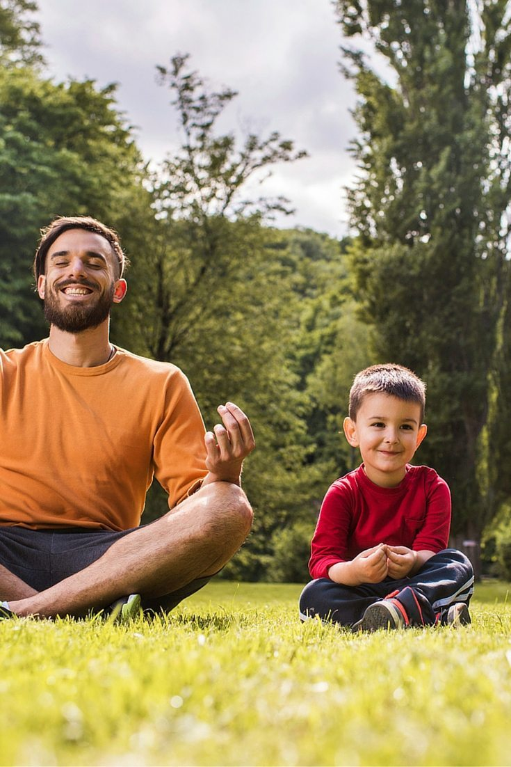 Hey Parents, Here are 3 Easy Steps to Start Meditating TODAY