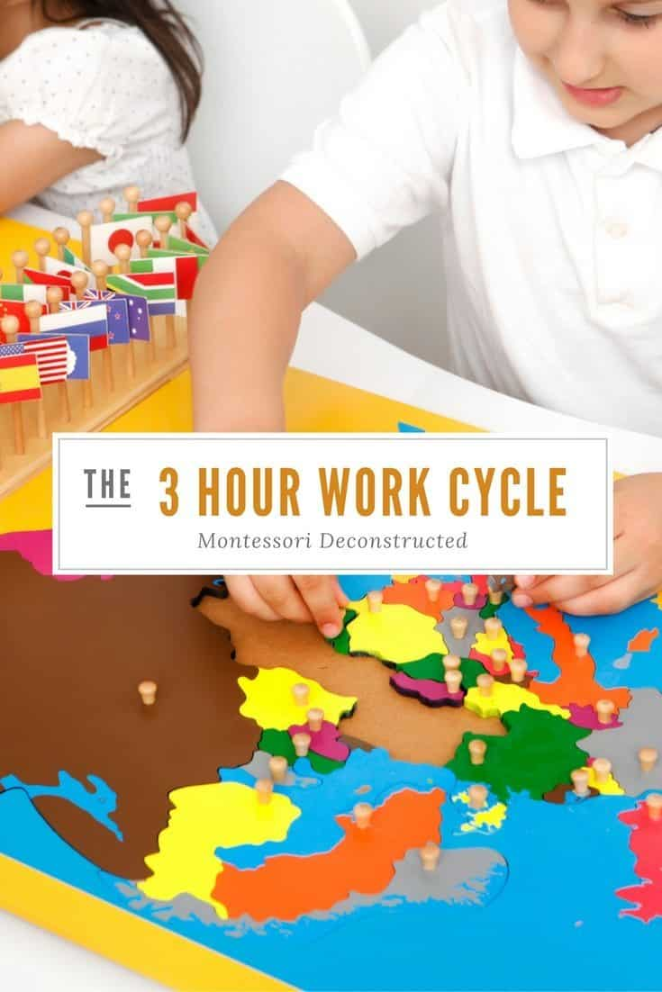 Deconstructing the Three Hour Work Cycle