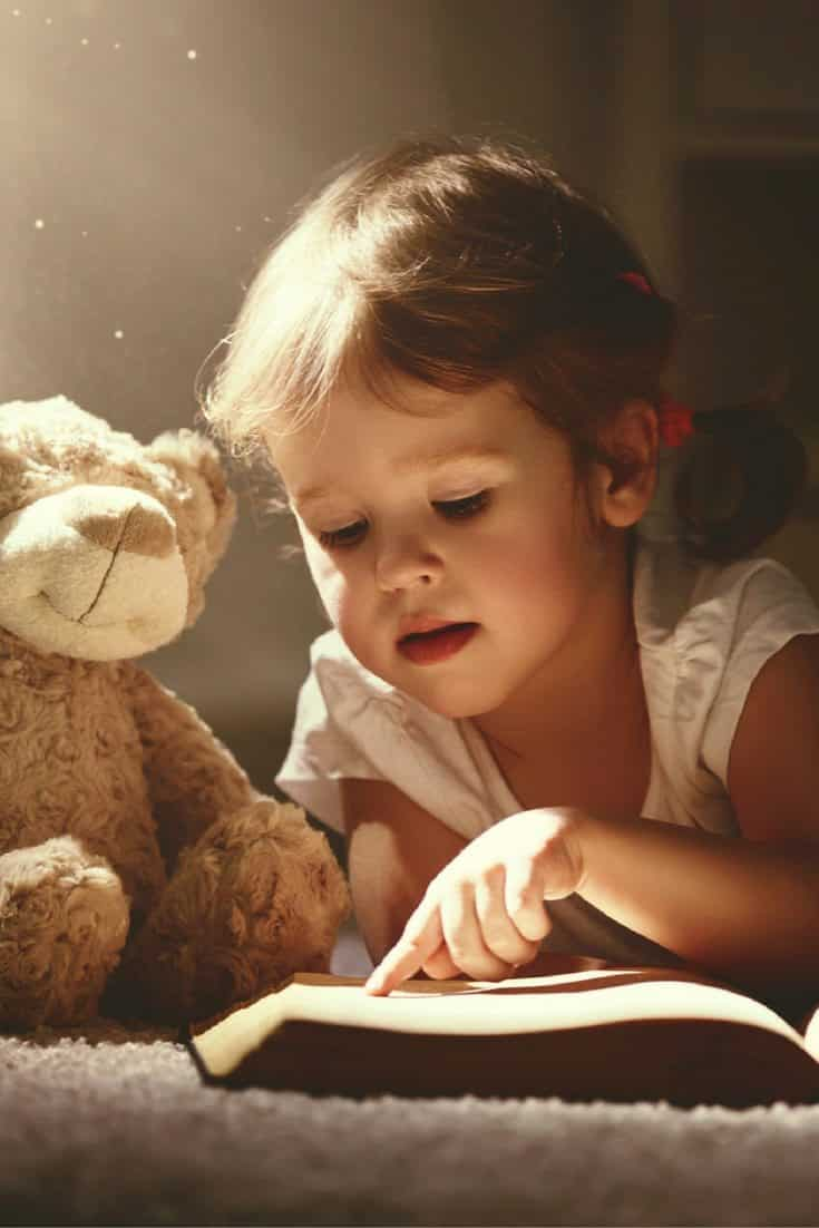 6 Secrets to a Calm Bedtime Routine for Your Sensitive Child