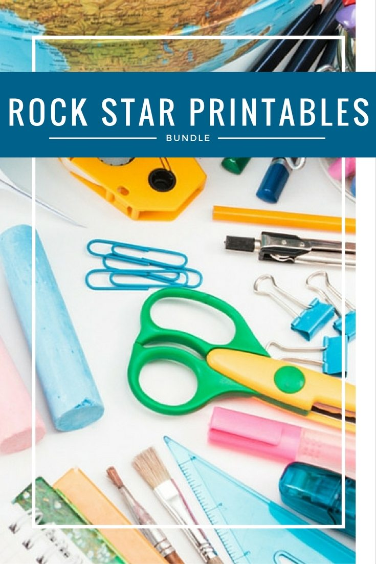 rock-star-printables