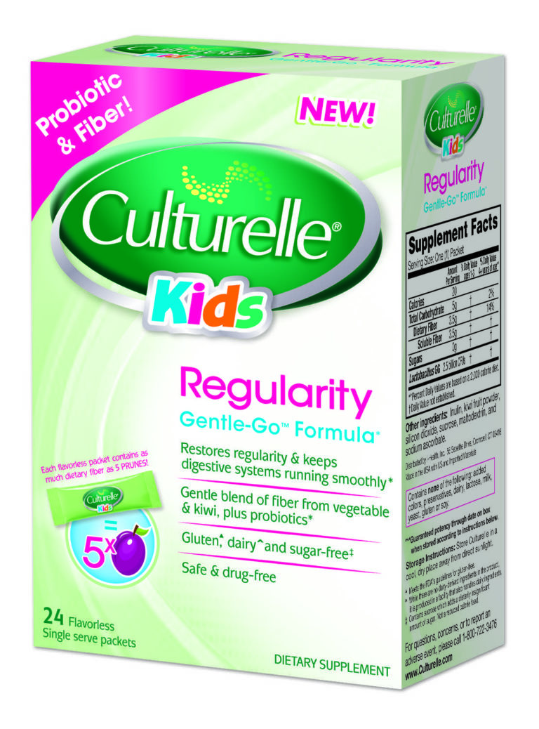 Culturelle Kids Regularity Gentle-Go Formula