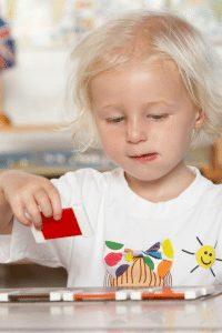 Learn the Authentic AMS Montessori sensorial lesson sequence