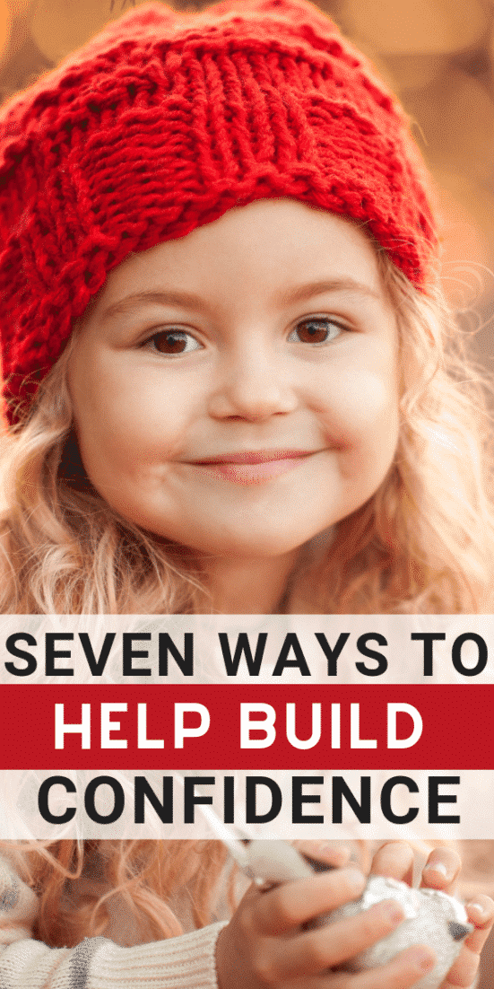 How to Raise a Confident Kid