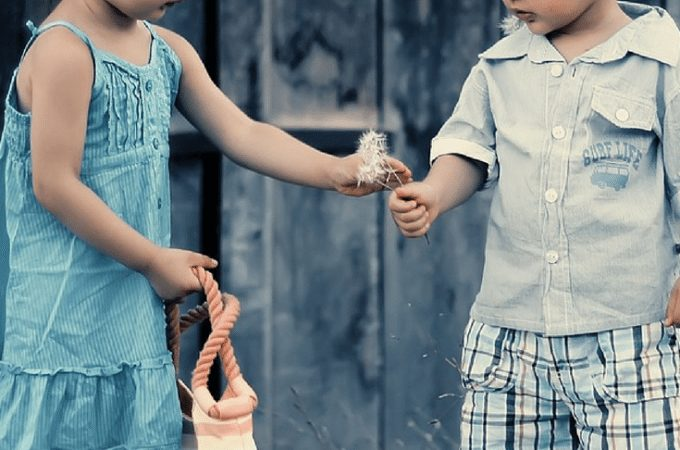 Learn about Grace and Courtesy in the Montessori Curriculum
