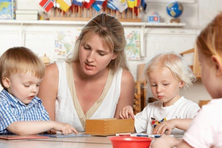 Preparing Ourselves to Observe Children in a Montessori